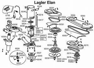 Lagler Elan Parts