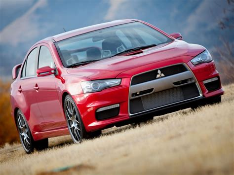 Mitsubishi Lancer Evo Prototype X Wallpapers By Cars
