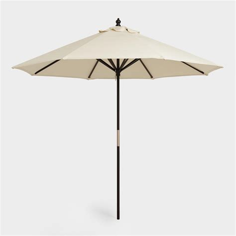 9 Ft Patio Umbrella Replacement Frame by Black 9 Ft Umbrella Frame And Pole World Market