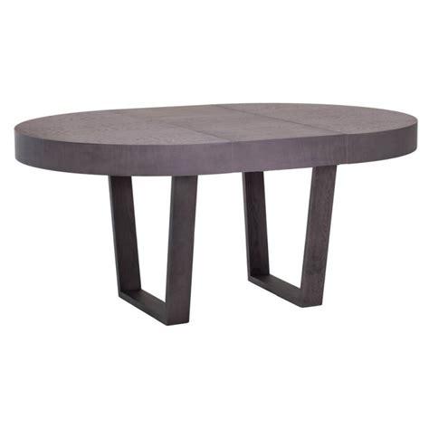 table de salle a manger ovale avec rallonge table de salle 224 manger ovale artys rallonge azea d 233 co en ligne tables rallonges