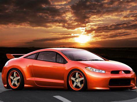 Hd Mitsubishi Eclipse Wallpaper