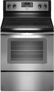 Whirlpool Wfe320m0es 30 U0026quot  Freestanding Electric Range With