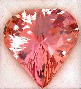 The World's Largest Heart Shaped Pink Emerald The ...