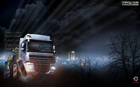 Truck Simulator 2 Wallpaper 4k by Truck Simulator 2 Wallpapers 4usky