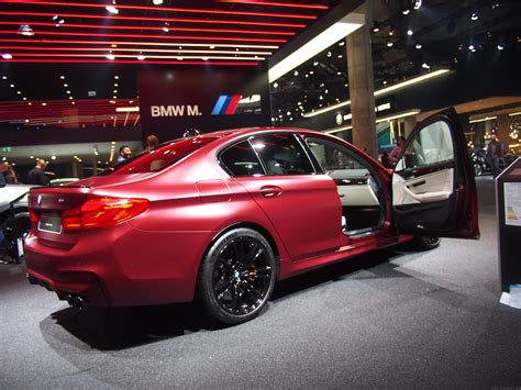 Bmw M5 Gets A Limited 400 Unit First Edition Drive Safe