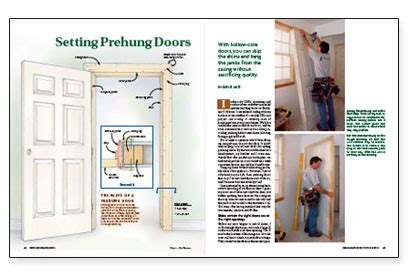 how to install a prehung interior door prehung door 36 in x 80 in unassembled unfinished
