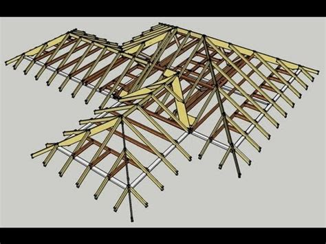 Hip And Valley Roof Construction by Broken Hip And Valley Roof Scotch Valley