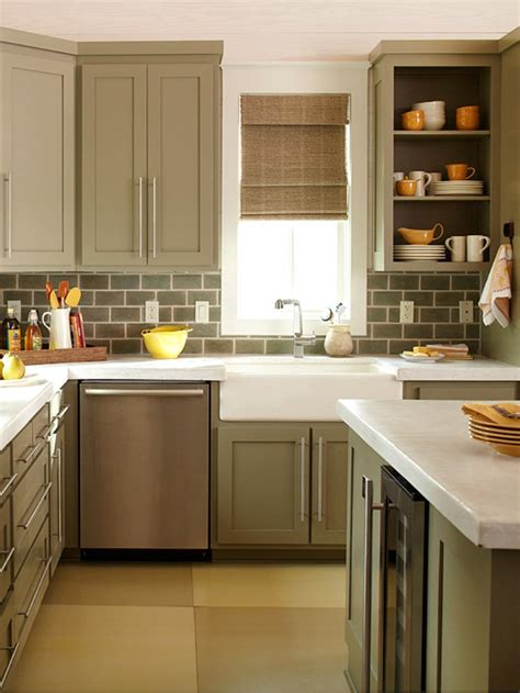 Kitchen Best Colors For Small Kitchens Wall Color For
