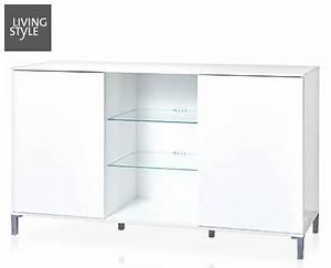 Living Style Kommode : aldi s d living style sideboard ~ Watch28wear.com Haus und Dekorationen