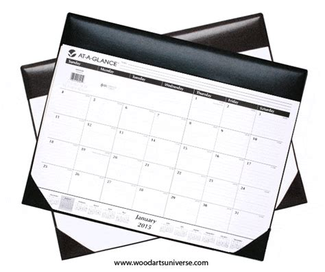 desk calendar pad holders leather desk calendar planner waucust537