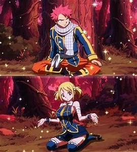 Matching natsu and Lucy even Virgo ships them