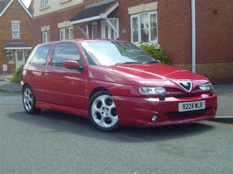 1995 Alfa Romeo 145 Cloverleaf Related Infomation