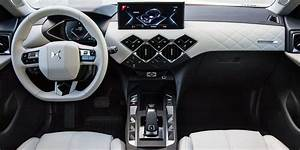 Ds 3 Crossback Interior  U0026 Infotainment