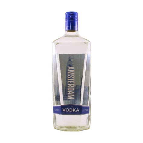 new amsterdam vodka new amsterdam vodka 1 75l elma wine liquor