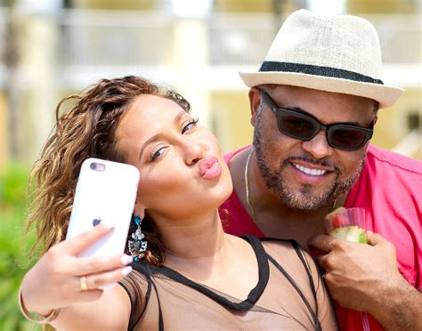 Adrienne Bailon Is Dating Israel Houghton