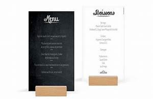 Modele De Menu A Imprimer Gratuit : carte de menu ardoise ~ Melissatoandfro.com Idées de Décoration