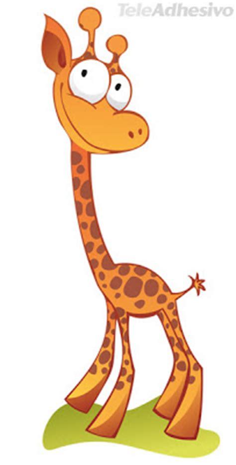 la chachipedia jirafas para colorear dibujos coloreados