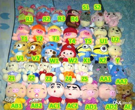 Boneka Dumbo boneka rekam suara new character 280 barang unik china