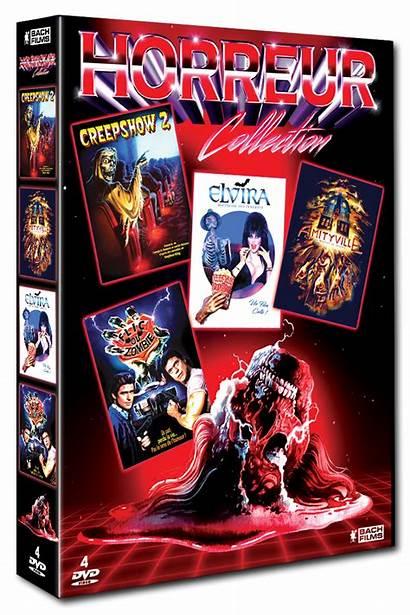 Horror Dvd Coffret Esc Distribution Editions Horreur