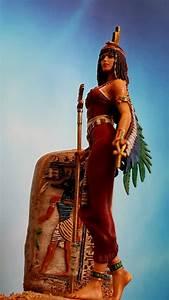 Egyptian, Goddess