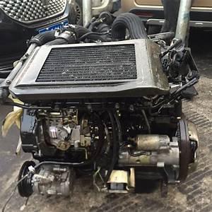 Motor 4d56 2 5 Diesel Importado Mitsubishi L200
