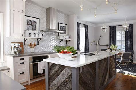 farmhouse kitchen island ideas gorgeous modern farmhouse kitchens 7154