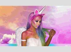Magical unicorn Halloween costume is one of Pinterest's