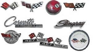 corvette parts worldwide corvette logo stingray coupe restored