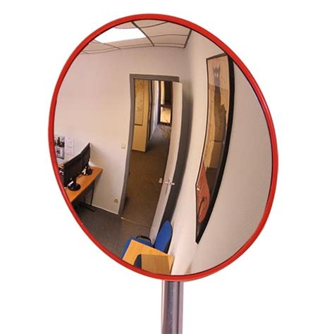 miroir convexe de s 233 curit 233 45cm ext 233 rieur incassable blocs parking
