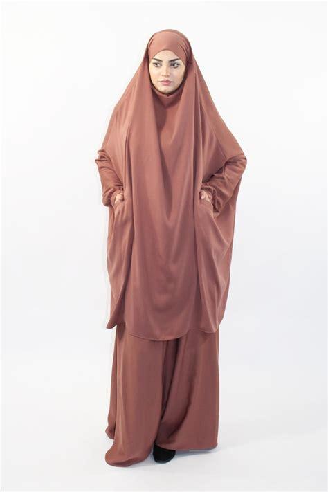 jilbab houda cocoon  pockets