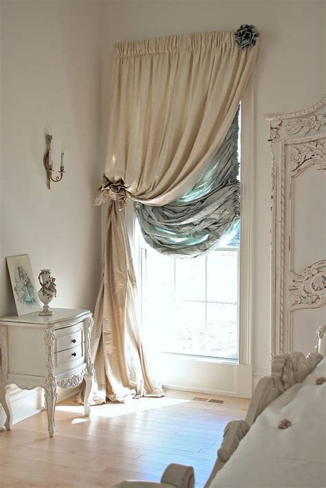 shabby chic curtain rod ideas those curtains rooms pinterest beautiful curtain rods and shabby chic