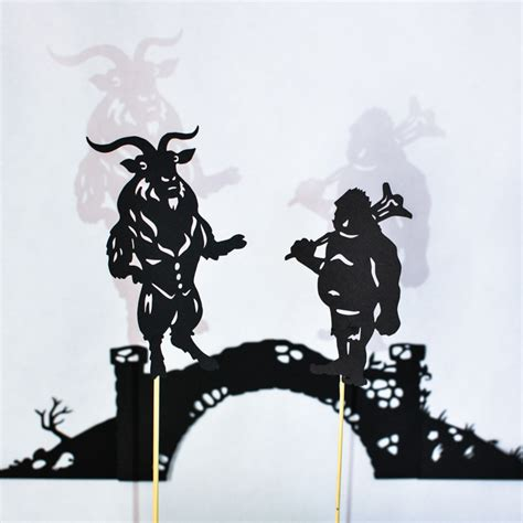 shadow puppets for