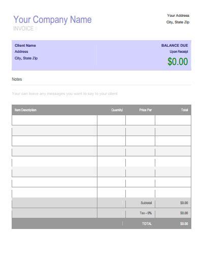 billing invoice template billing invoice template create edit fill and print wondershare pdfelement