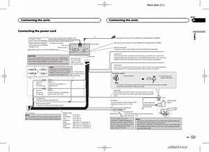 Wiring Diagram Pioneer Avh X3600dab