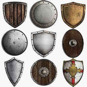Medieval Shield Design