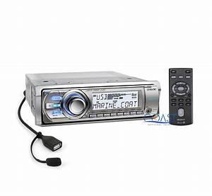 Sony Cdx Mp3  Hd Radio Ready Marine Receiver W