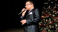 Ian Owens sings White Christmas - YouTube