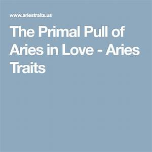The Primal Pull... Love Primal Quotes