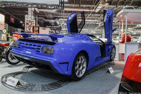 Another version of this car is bugatti eb110ss which was launched in 1992. 1992 Bugatti EB110 SS Gallery   Gallery   SuperCars.net