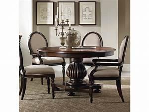 Round, Dining, Table, Set, With, Leaf, U2013, Homesfeed