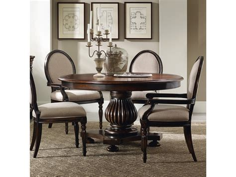 Round Dining Room Table With Leaf   Marceladick.com