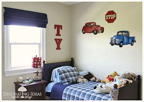 Little Boy Bedroom Decorating Ideas (photos And Video