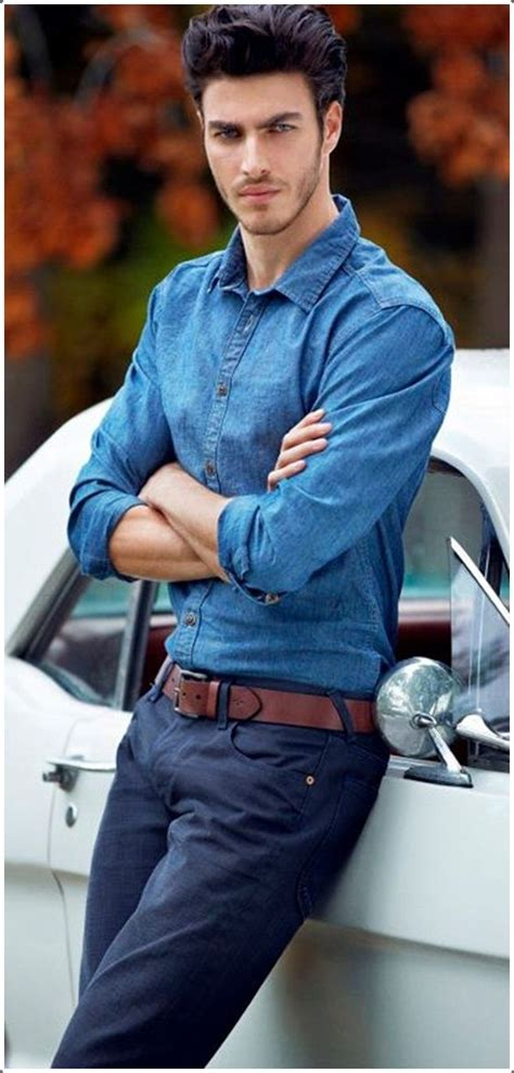 Denim Shirts for Men 80 Ways To Do It In Style