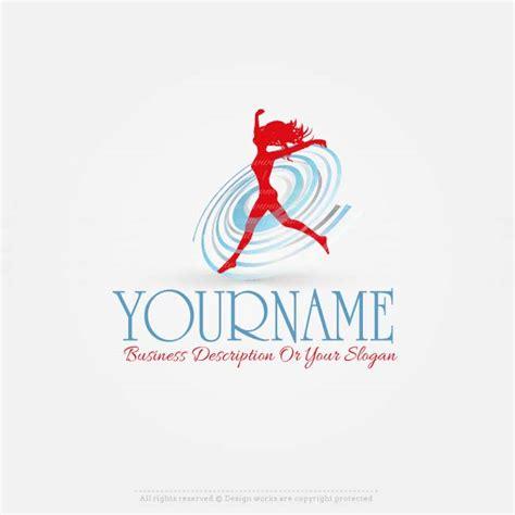 logo maker fitness logo design