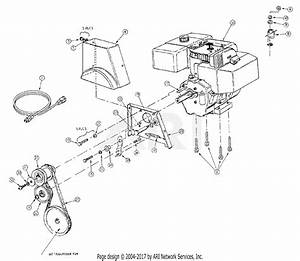 Mtd 31ae880h352  1998  Parts Diagram For Belt Drive