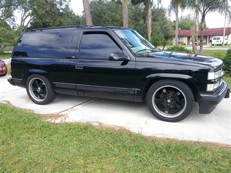 1998 Chevrolet Tahoe by 1998 Chevrolet Tahoe Information And Photos Zombiedrive