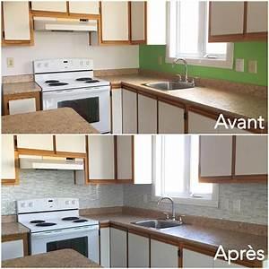 Cuisine Avant Après : latest avantaprs dosseret marie jose turgeon cuisine with ~ Voncanada.com Idées de Décoration
