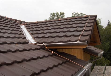 Erdung Blitzschutz Haustechnikdialog