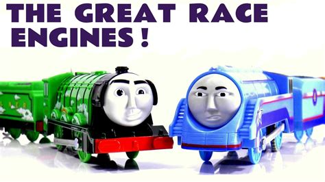 Thomas And Friends Trackmaster The Great Race Toy Trains