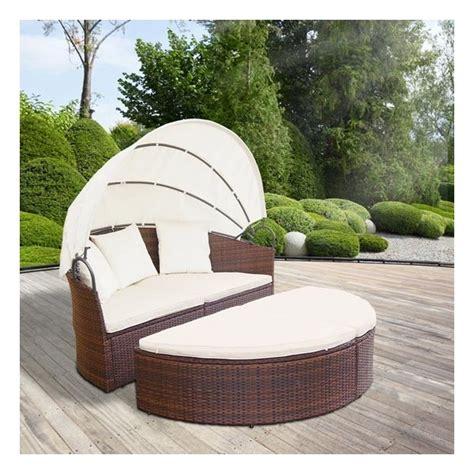 canape rond exterieur canape jardin rond bricolage maison et décoration